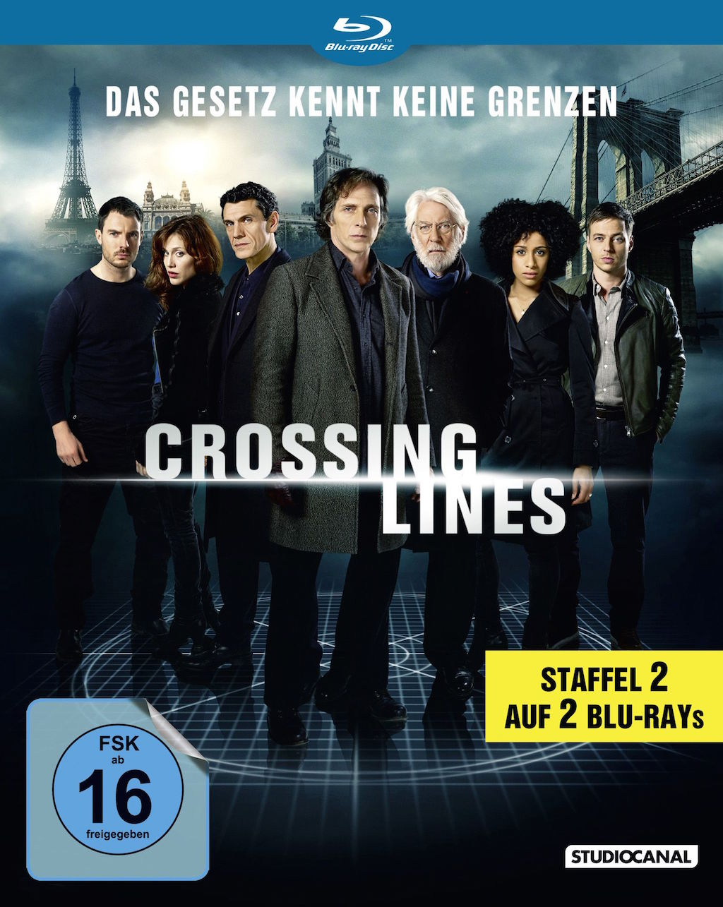 The Crossing Staffel 2