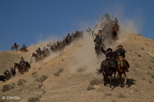 Seven Assassins – Iron Cloud's Revenge