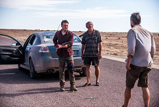 The Rover Szene 1