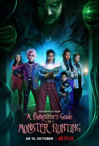 A Babyistters Guide to Monster Hunting Netflix