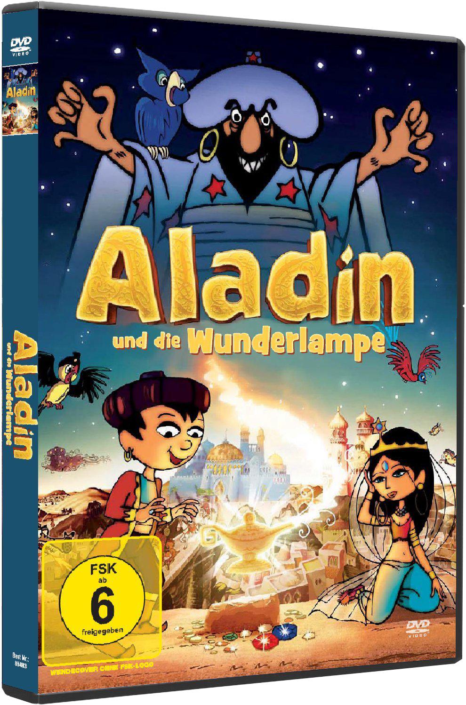 Aladin und die Wunderlampe | Film-Rezensionen.de