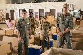 Operation Christmas Drop Alles Gute kommt von oben Netflix
