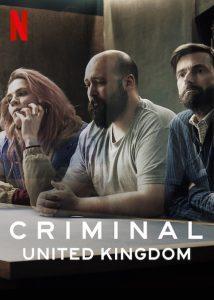 Criminal Vereinigtes Königreich UK Netflix