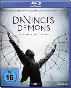 Da Vinci's Demons – Die komplette 1. Staffel