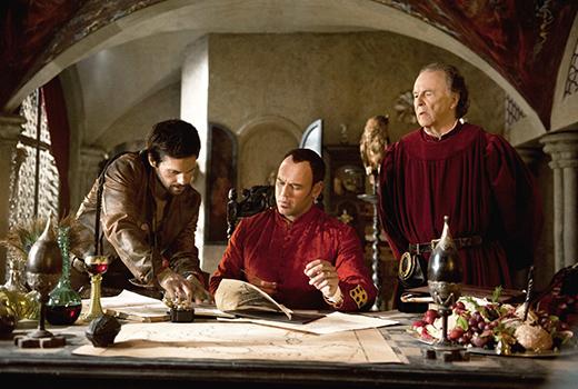 Da Vinci's Demons – Die komplette 1. Staffel Szene 2