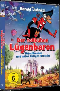 Der tollkühne Lügenbaron – Münchhausen und seine listigen Streiche