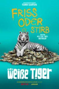 Der weiße Tiger The White Tiger Netflix