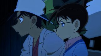 Detektiv Conan Der purpurrote Liebesbrief