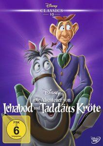 Die Abenteuer von Ichabod und Taddaeus Kroete