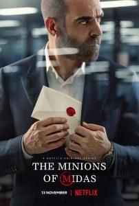 Die Schergen des Midas Los favoritos de Midas The Minions of Midas Netflix