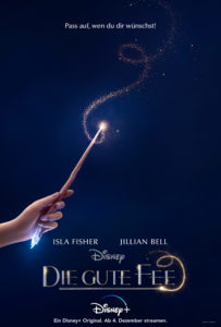 Die gute Fee GODMOTHERED Disney+