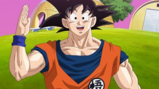 Dragon Ball Z Kampf der Goetter