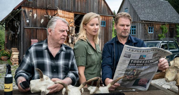 Erzgebirgskrimi Der letzte Bissen ZDF
