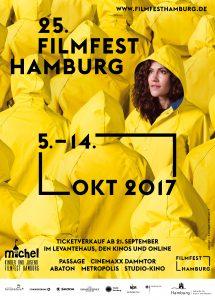 Filmfest Hamburg 2017 Plakat