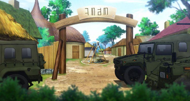 Gate Staffel 1