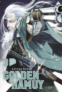 Golden Kamuy Band 3