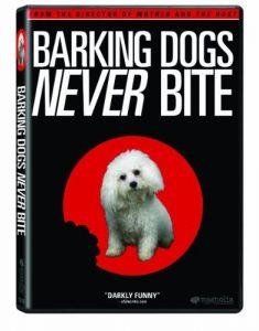 Hunde die bellen beissen nicht Barking Dogs Never Bite