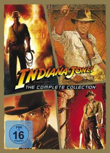 Jäger des verlorenen Schatzes Raiders of the Lost Arc Indiana Jones