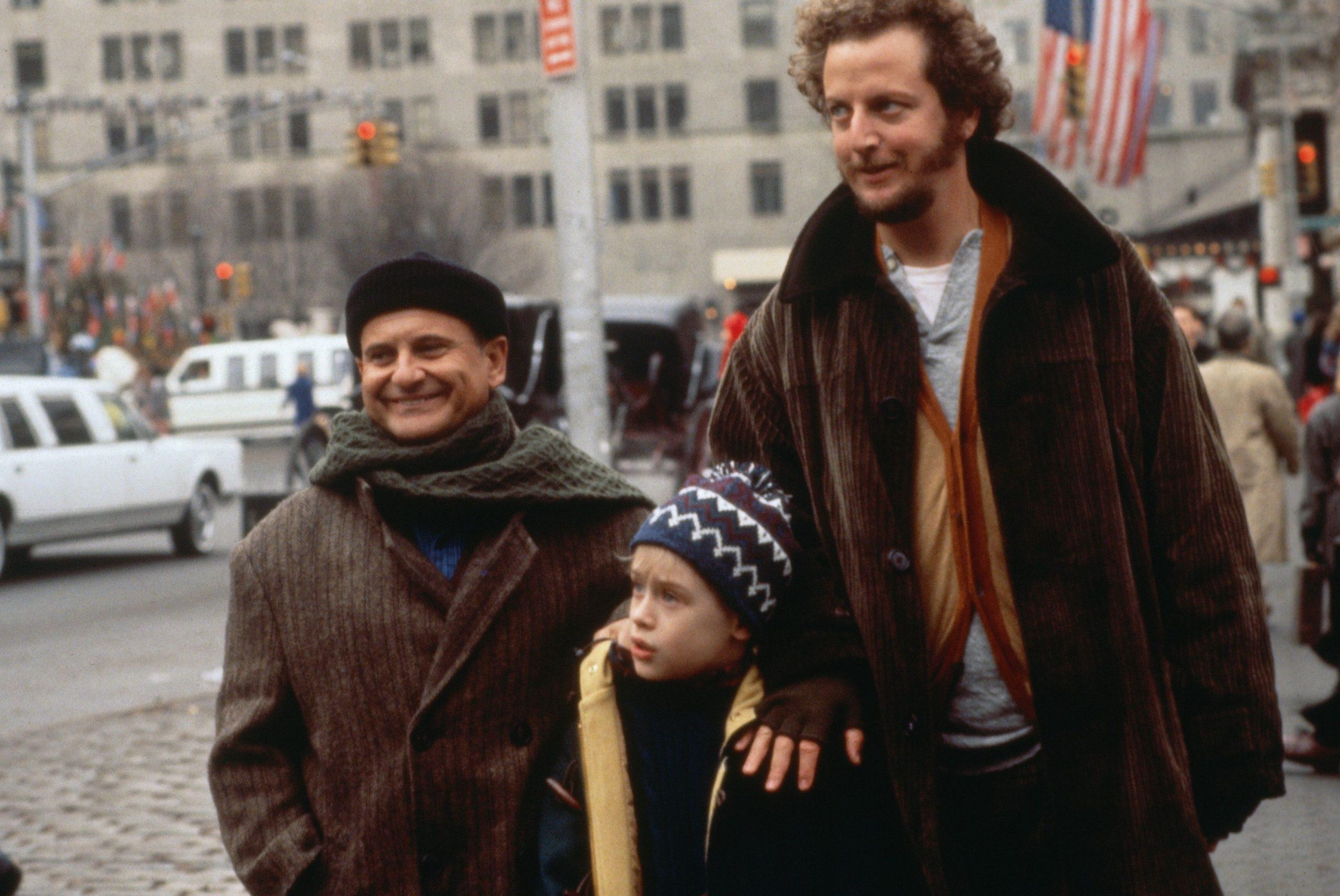 Kevin Alleine In New York