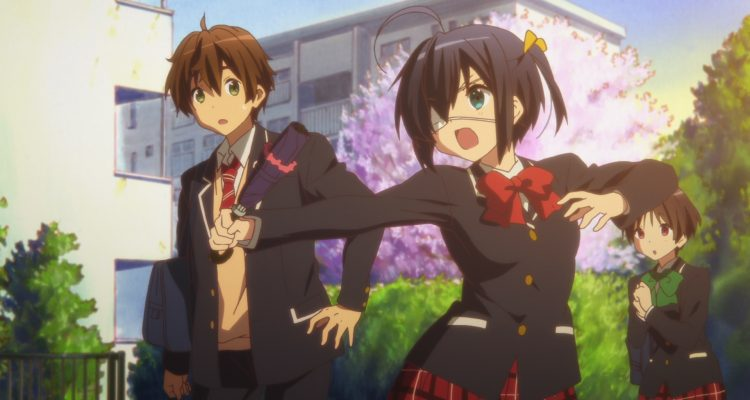 Love Chunibyo and other Delusions Heart Throb