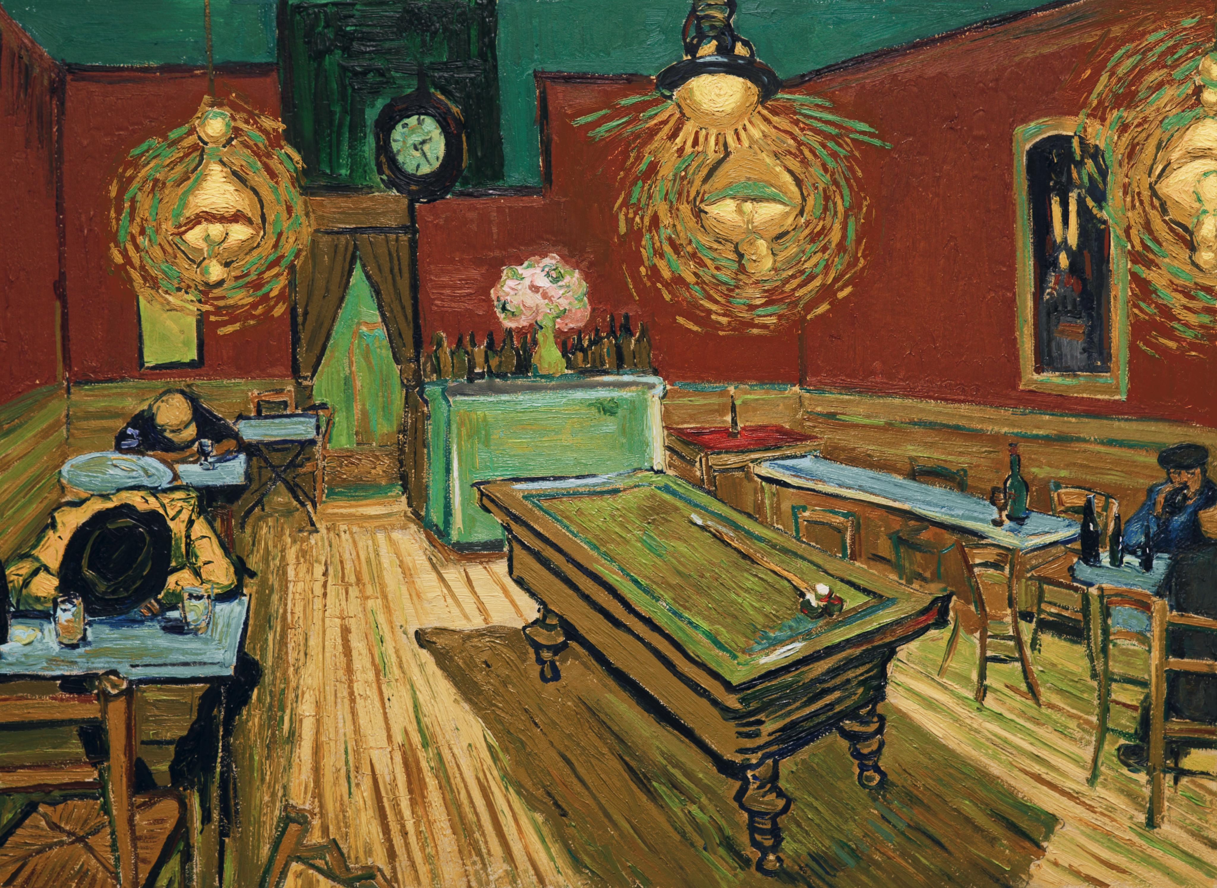 Hotel Van Gogh Amsterdam