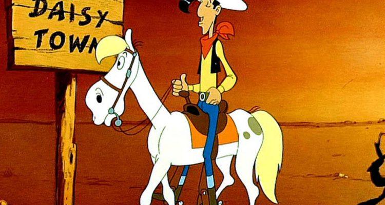 Lucky Luke Daisy Town