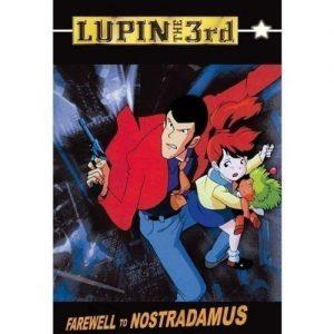Lupin III Farewell to Nostradamus