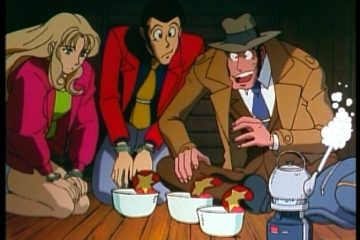 Lupin III The Pursuit of Harimaos Treasure