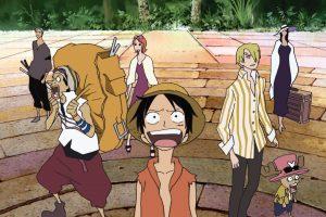 One Piece 6 Baron Matsuri und die geheimnisvolle Insel
