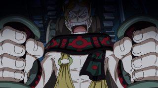One Piece 7 Schloss Karakuris Metallsoldaten