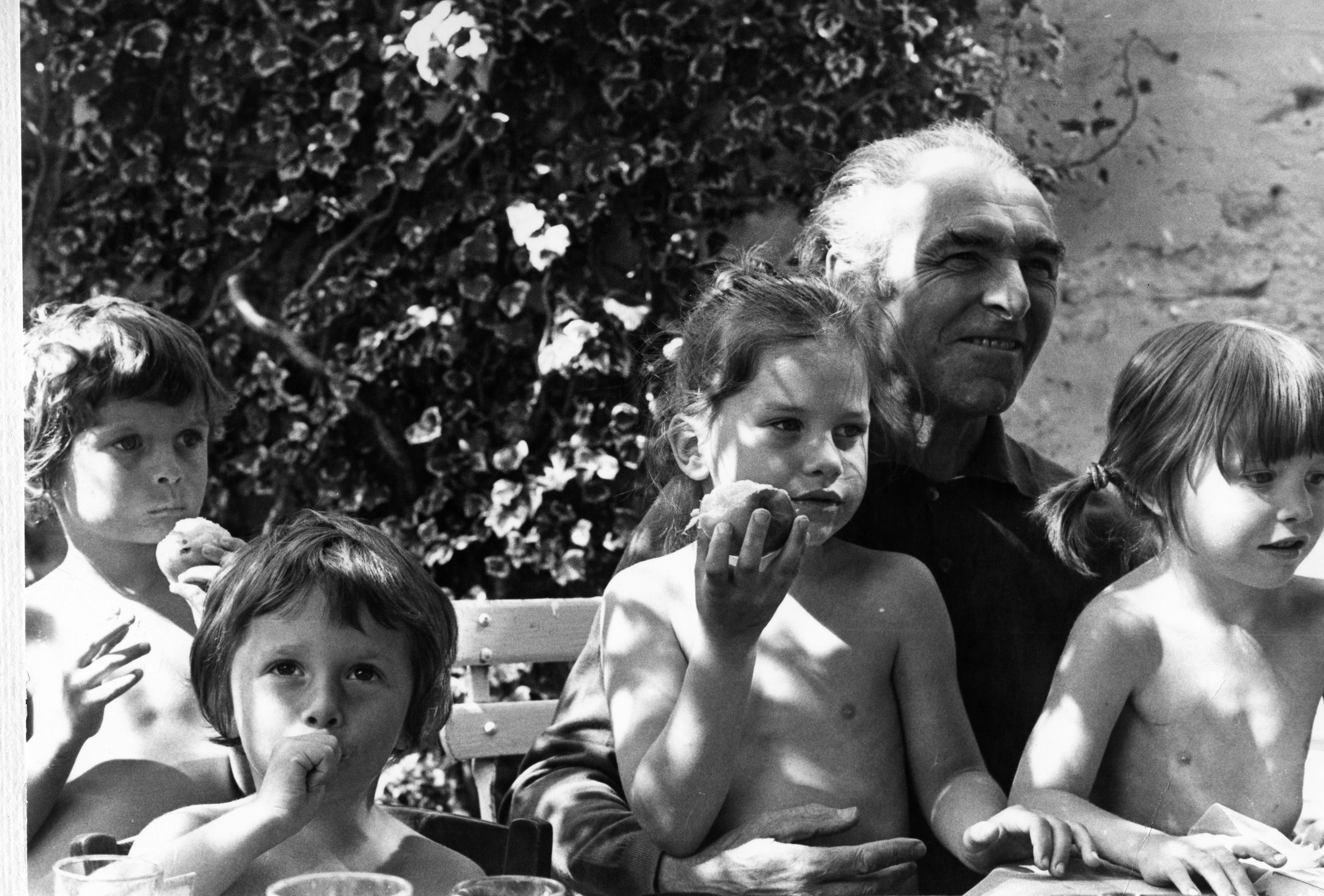 Robert Doisneau Das Auge Von Paris Film Rezensionende