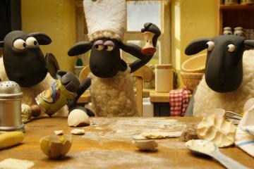 Shaun das Schaf zu viele Köche