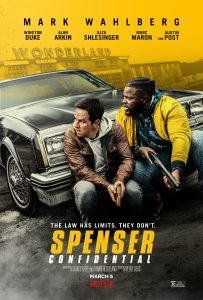 Spenser Confidential Netflix