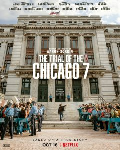 The Trial of Chicago 7 Netflix