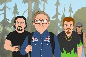 Trailer Park Boys The Animated Series Netflix