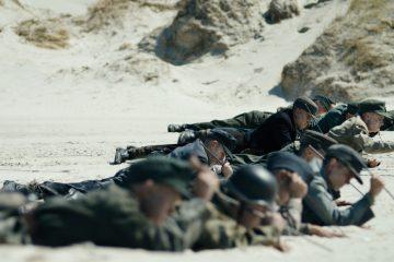 Unter dem Sand