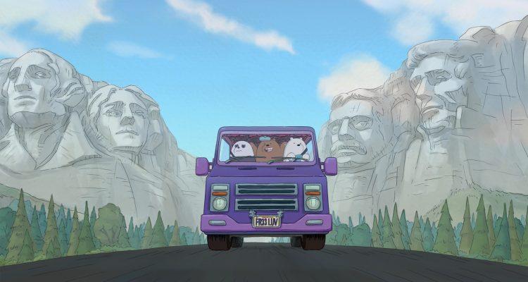 We Bare Bears Der Film The Movie