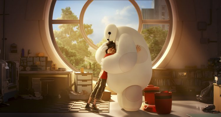 Baymax Riesiges Robowabohu BIG HERO 6