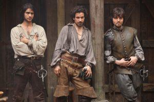 Drei Musketiere Staffel 1