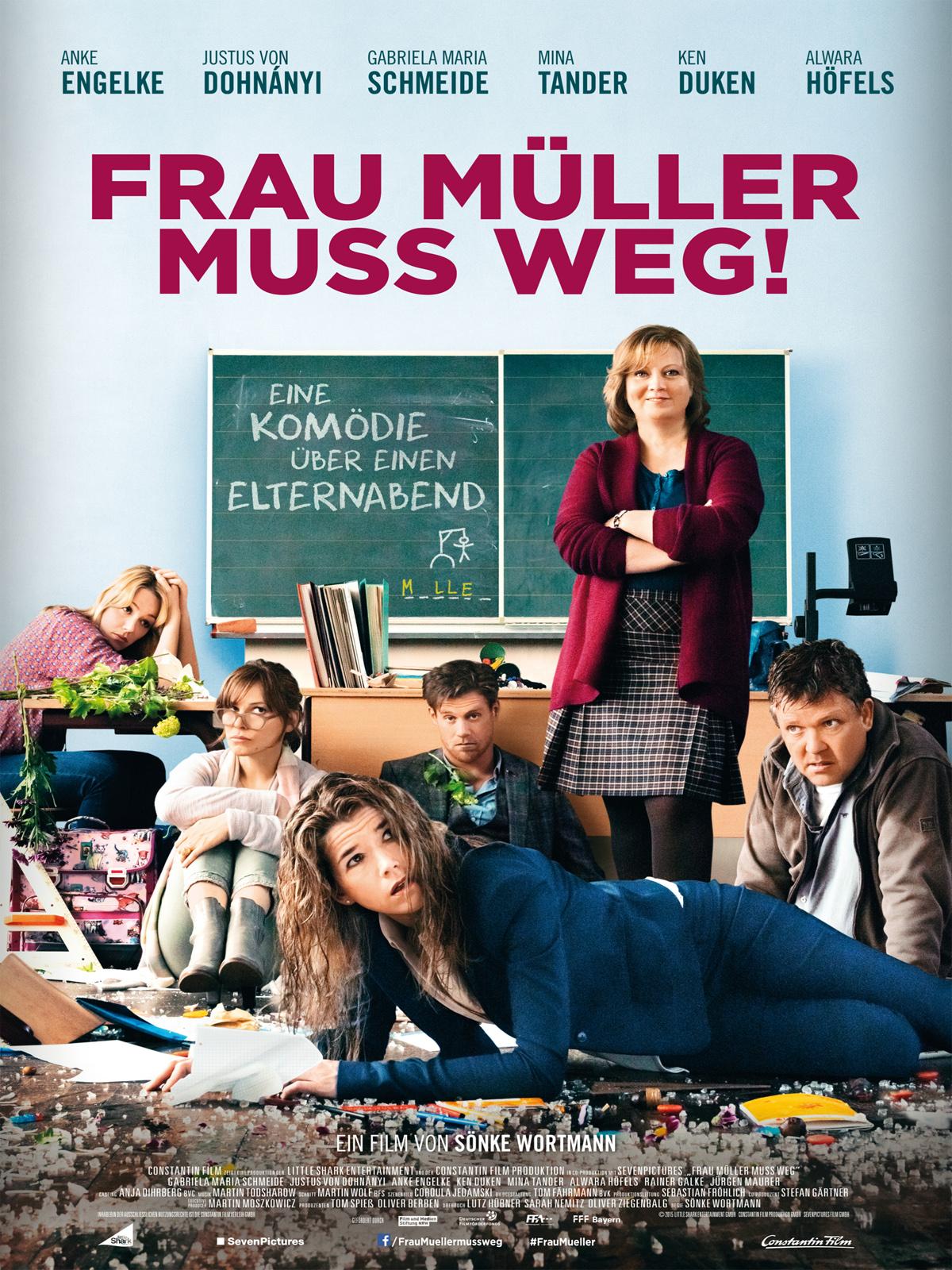 Frau Meier Muss Weg