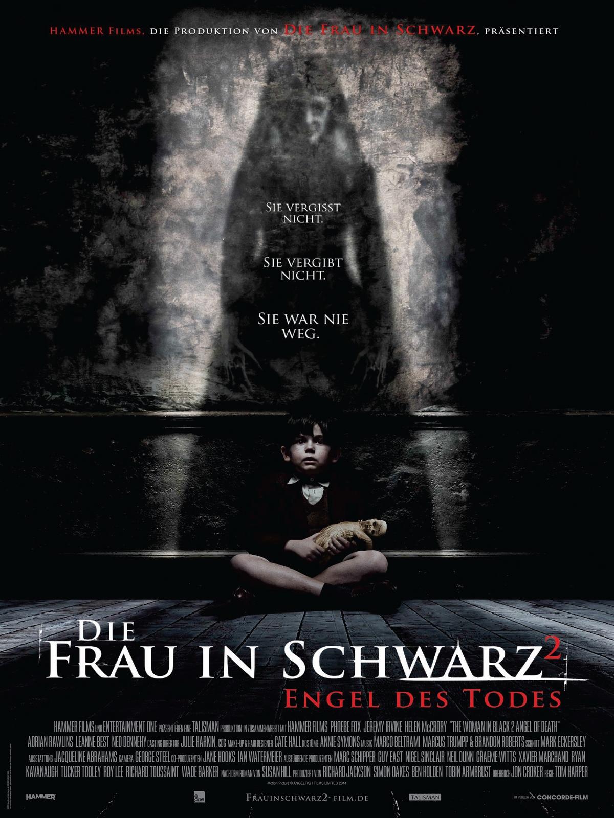 Frau In Schwarz 2 Stream
