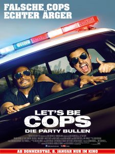 Lets be Cops Kino