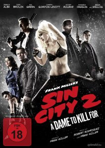 Sin City 2 DVD