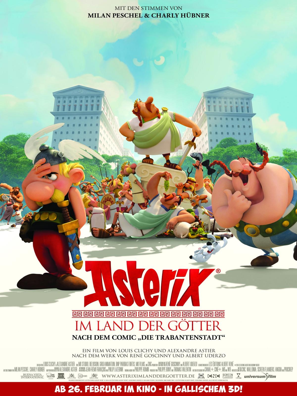 Asterix Und Obelix Neuer Film