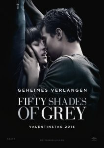 """Fifty Shades of Grey"" läuft seit 12. Februar im Kino"