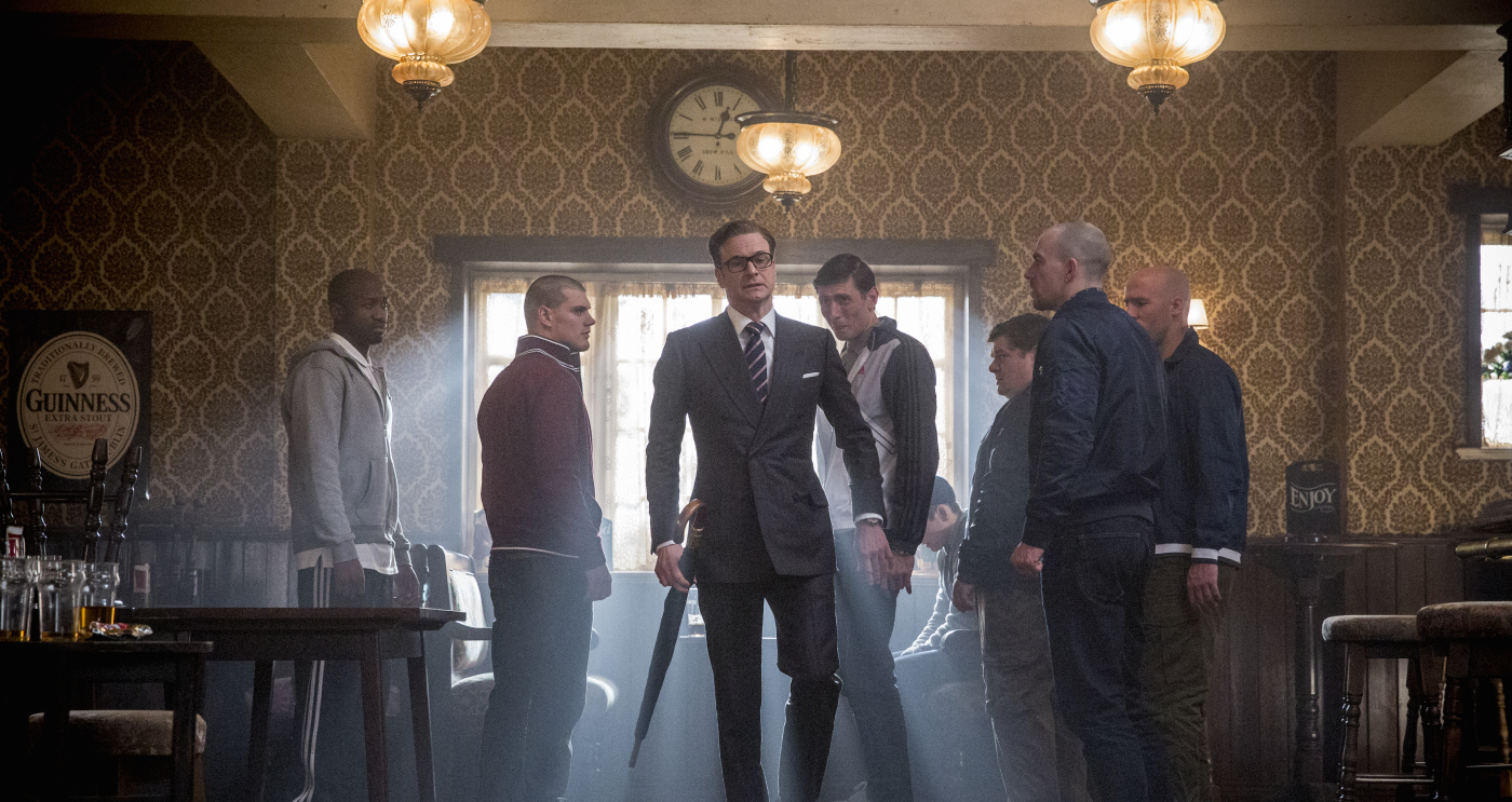 Film Kingsman Trailer Italiano