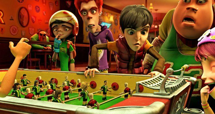 Fußball Großes Spiel Mit Kleinen Helden Film Rezensionende