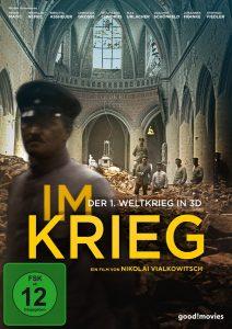 Im Krieg der erste Weltkrieg in 3D
