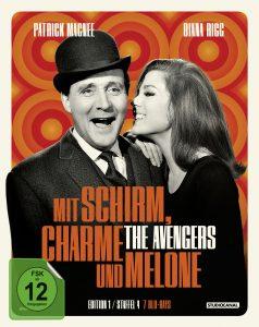 Mit Schirm, Charme und Melone Staffel 4