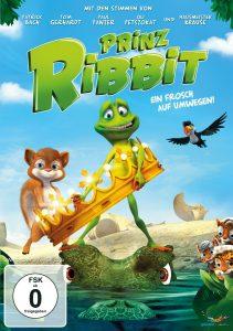 Prinz Ribbit DVD